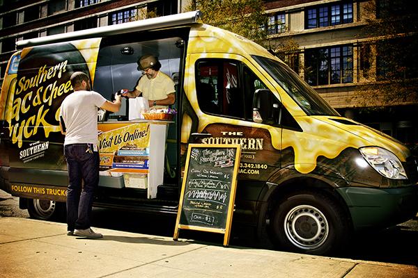 Wedding Catering On Wheels: Food Trucks
