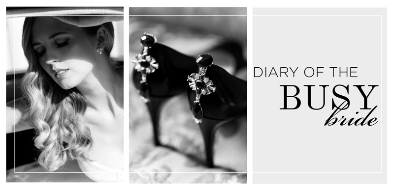 Diary of the Busy Bride