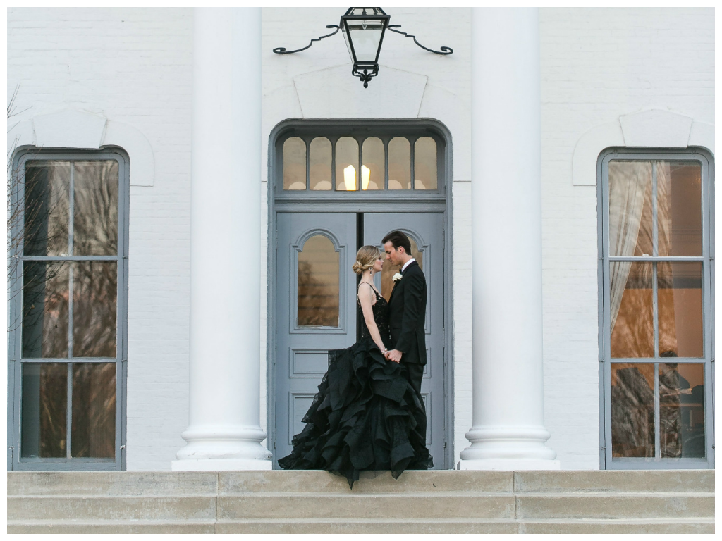Chanel Inspired Wedding Shoot