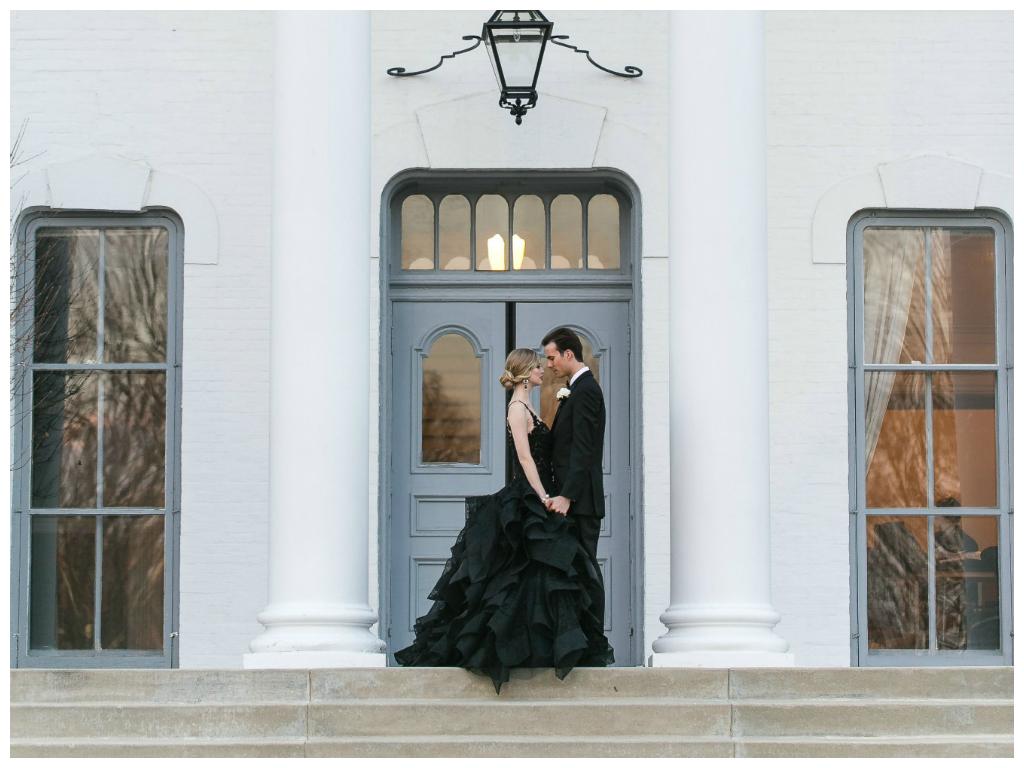 Chanel Inspired Wedding Shoot