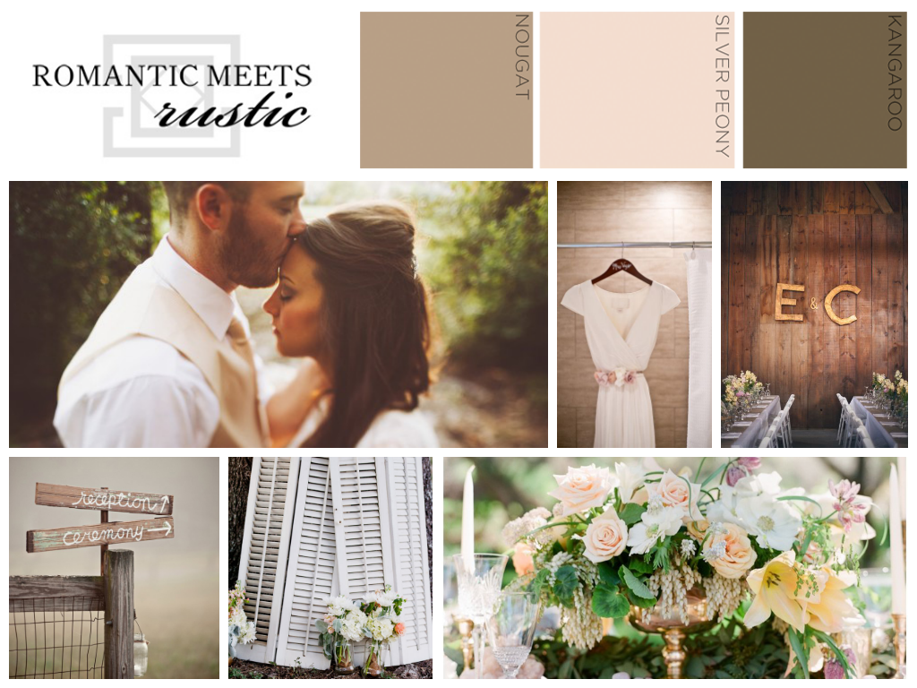 5 Tips To Achieving The Perfect Rustic Wedding