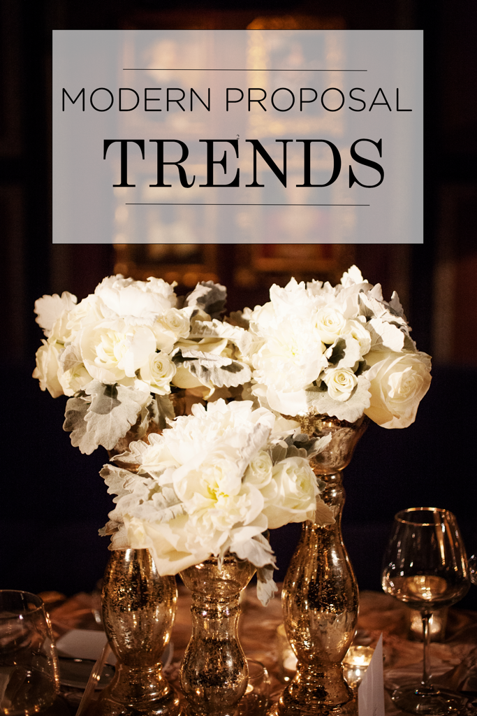 Modern Proposal Trends: Are They for You?