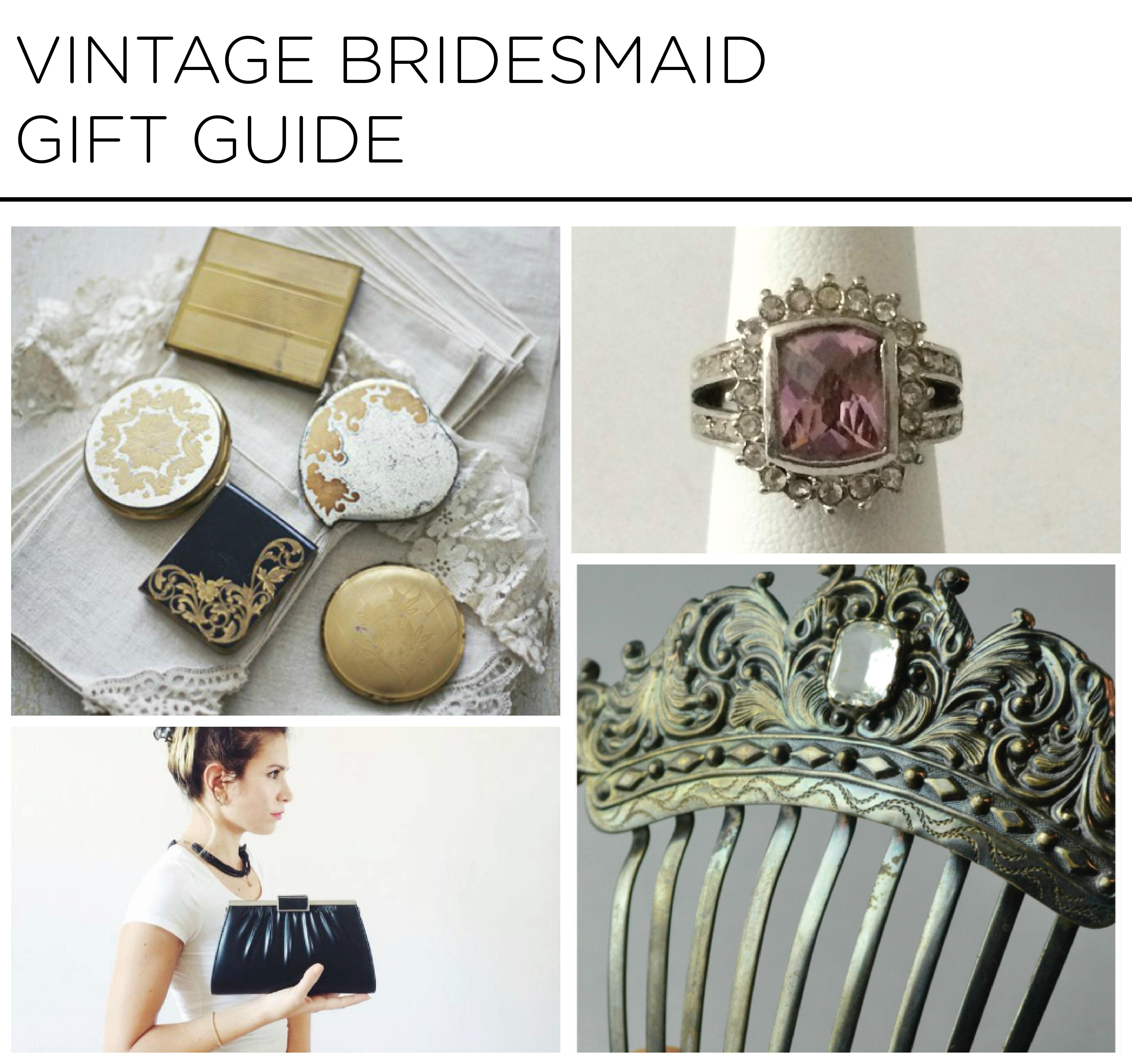Vintage Gift Guide