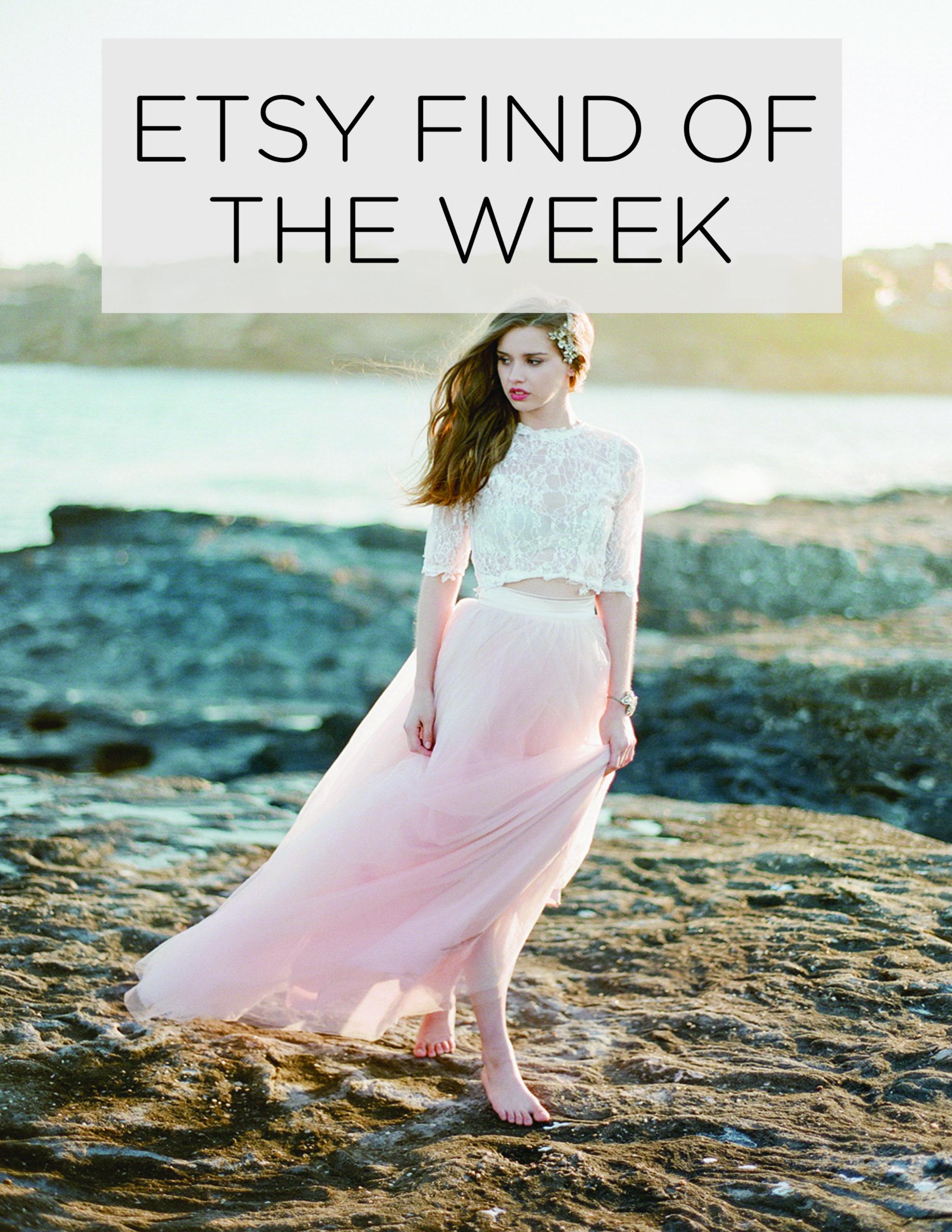 Etsy Find of the Week – Bride La Boheme