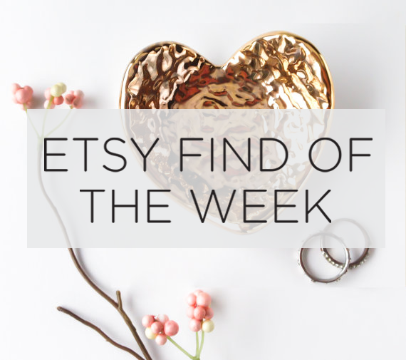 Etsy Find of the Week – Modern Mud