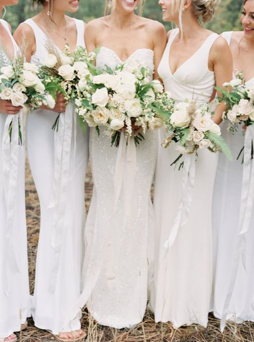 Roles & Responsibilities – Bridesmaids