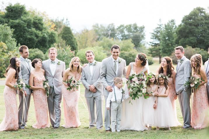 Bridal Party Bonding