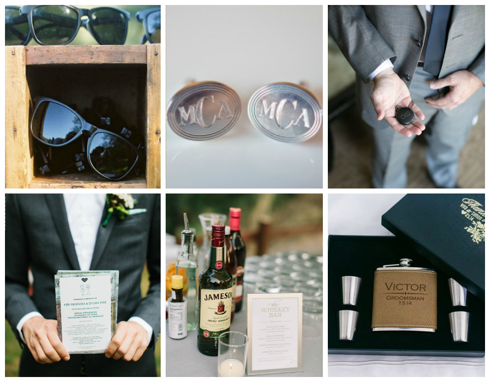 Sentimental Gift For Groom On Wedding Day : Groom Gifts