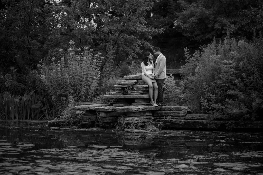 KAZI & ZARIAT | ALFRED CALDWELL LILY POND